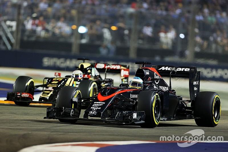 El top 10 fue posible, dijo Alonso