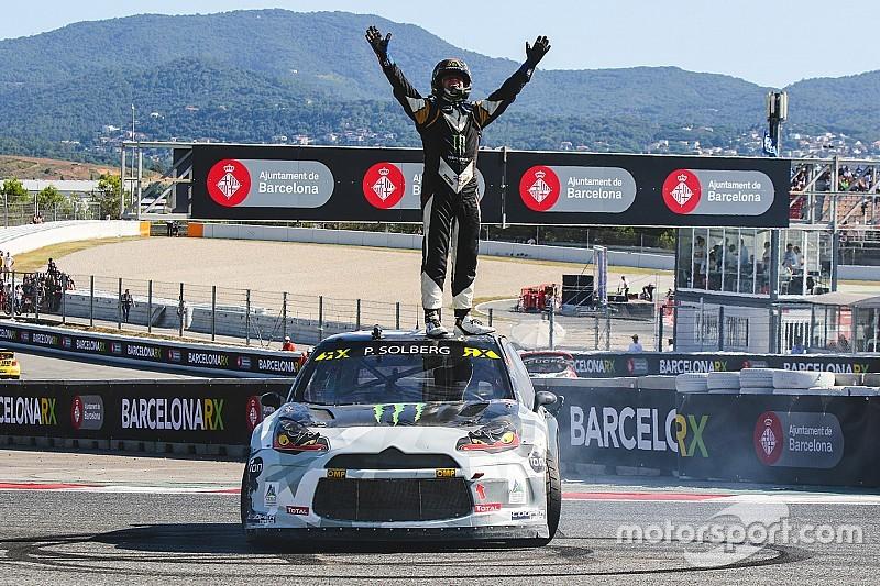 بيتر سولبرغ يكمل سلسلة انتصاراته متصدراً الترتيب العام للسائقين