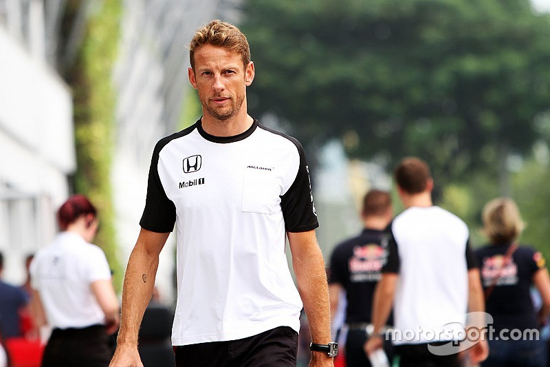 Button admits