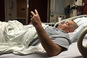 Tony Gibson undergoes emergency appendectomy