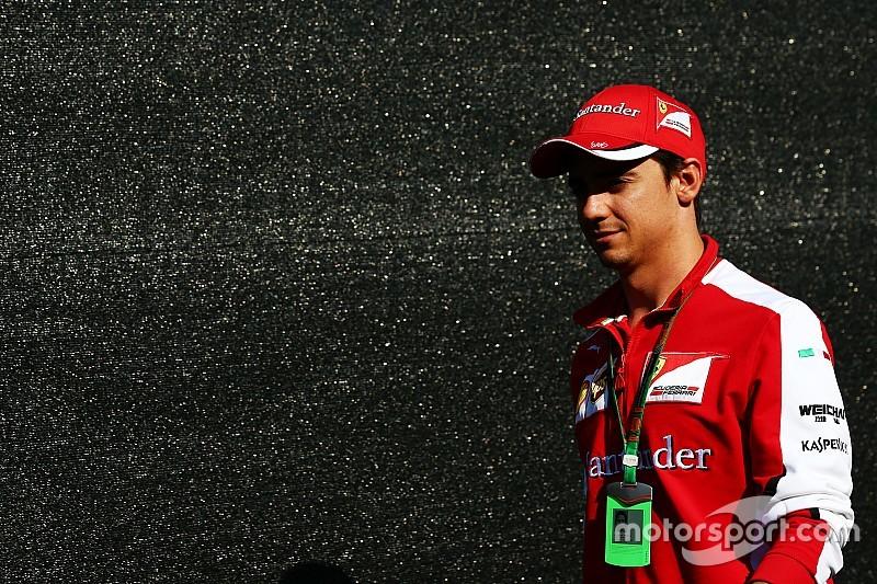 Esteban Gutiérrez ha aprendido mucho en Ferrari