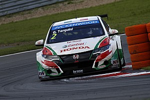 WTCC Testing report Shanghai WTCC: Tarquini leads Honda 1-2 in Friday test