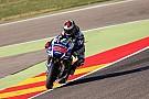 Lorenzo bate Rossi por 0.7s e leva a melhor na sexta em Aragón