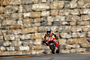 MotoGP Practice report Aragon MotoGP: Marquez edges Lorenzo for third practice honours