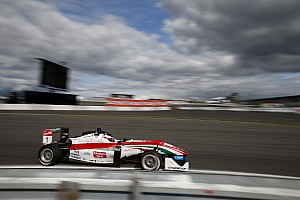 F3 Europe Race report Nurburgring F3: Rosenqvist eases to victory as rivals collide
