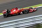 Vettel lastima volta da Mercedes ao nível habitual