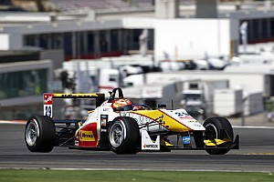 F3 Europe Race report Nurburgring F3: Solid two races for Maini