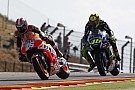 """Rossi: """"I tried everything, but Pedrosa was stronger"""""""