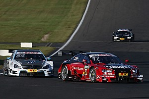 DTM Race report Audi driver Molina celebrates first DTM victory