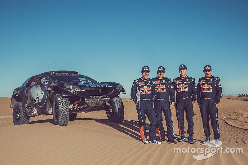 Sébastien Loeb correrá el Dakar 2016