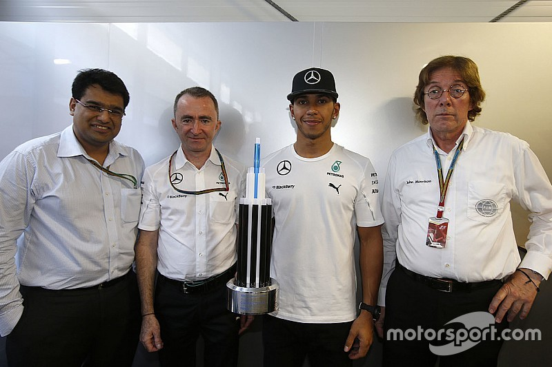 No conflict partnering FOM and Mercedes, says Tata boss