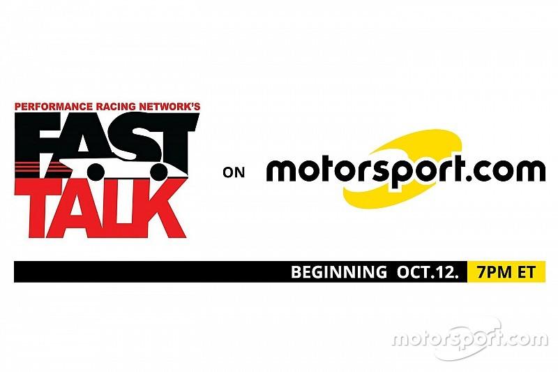 Motorsport.com y Performance Racing Network (PRN) Anuncian sociedad de Contenido