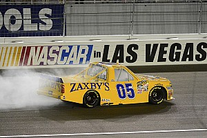 NASCAR Truck Race report John Wes Townley wins his first NASCAR race