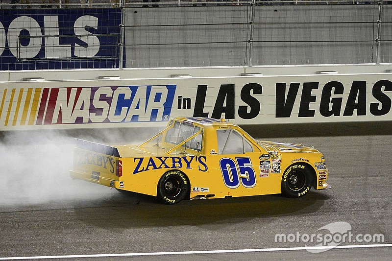 John Wes Townley wins his first NASCAR race