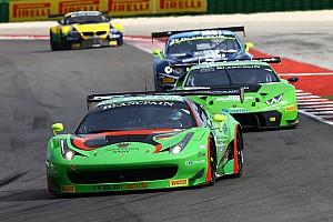 Blancpain Sprint Résumé de course Siedler et Seefried font triompher Ferrari à Misano