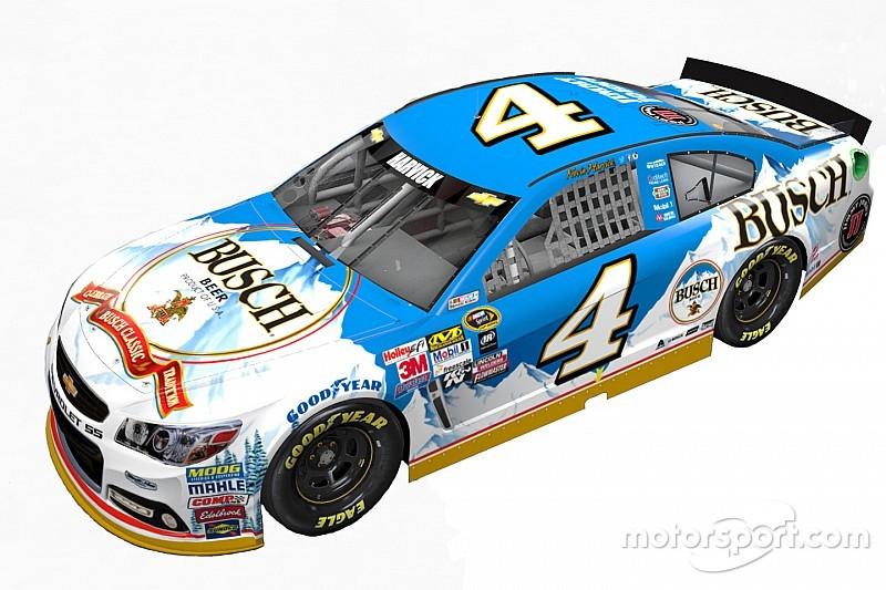 Busch beer returns to NASCAR, replacing Budweiser