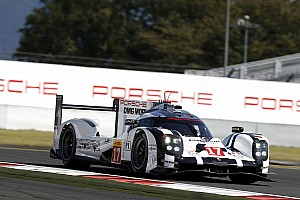 WEC Practice report Fuji WEC: Hartley sets pace for Porsche on opening day