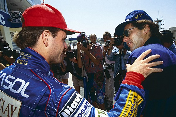 Barrichello lembra de Senna: