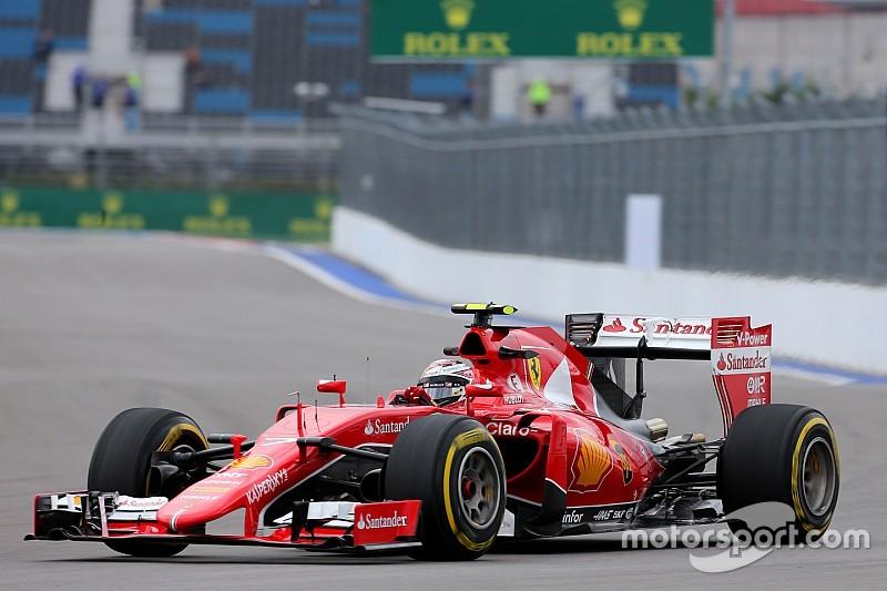 Räikkönen se concentra en el sábado