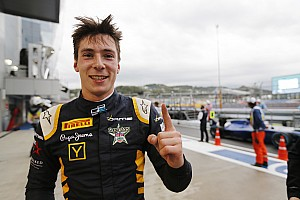 GP2 Qualifying report Sochi GP2: Lynn takes second pole on drying track