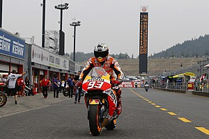 MotoGP Qualifying report Front row start for Marquez in Motegi with Pedrosa in 6th