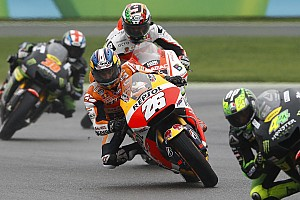 MotoGP Practice report Motegi MotoGP: Wet weather disrupts Japanese GP raceday