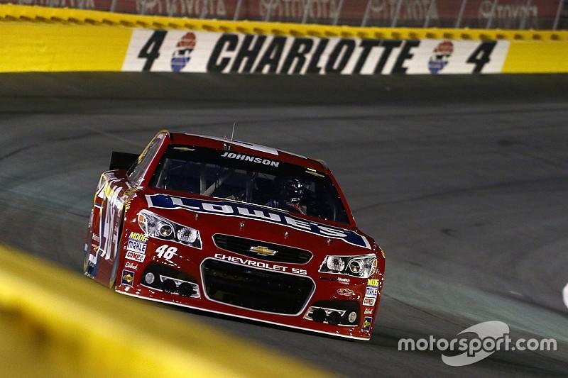 Anhaltender Regen: NASCAR verschiebt Charlotte-Rennen