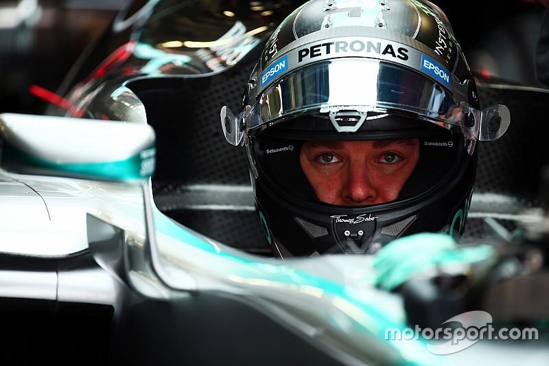 Nico Rosberg no ve imposible el campeonato