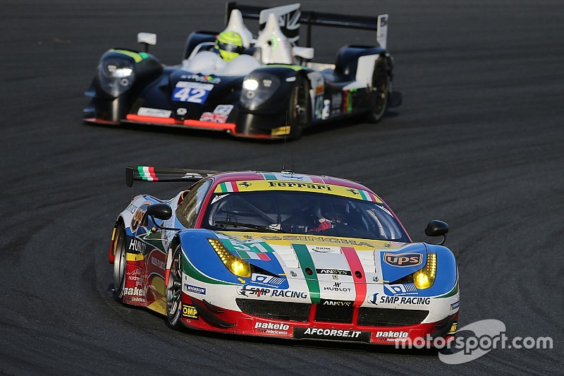 6 Hours of Fuji: The Ferrari of Bruni and Vilander back to winning ways