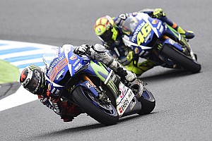 MotoGP Breaking news Lorenzo: Wet pace tells me I can still win title