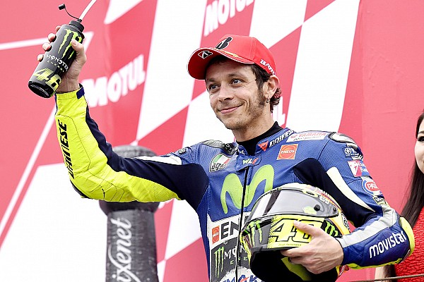 MotoGP Rossi refuses to make title calculations despite points lead