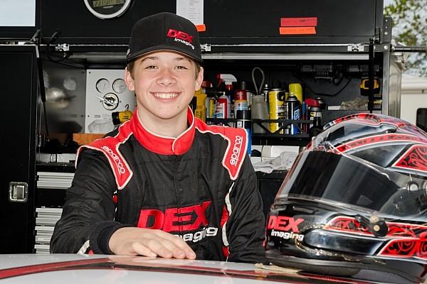 NASCAR Jeff Burton's son Harrison to make NASCAR K&N debut