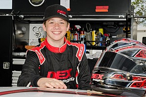 NASCAR Breaking news Jeff Burton's son Harrison to make NASCAR K&N debut