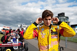 F3 Europe Race report Hockenheim F3: Giovinazzi ends Prema's winning streak