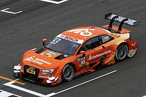 DTM Race report Hockenheim DTM: Green takes runner-up spot with finale win