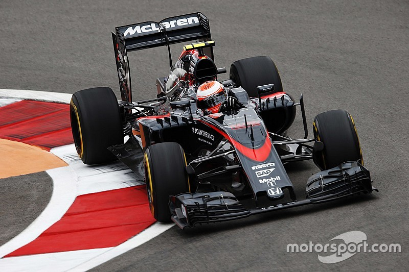 New Honda engine a 'good' step for McLaren