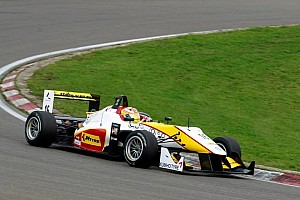 F3 Europe Results Maini completes rookie European F3 season inside top 10