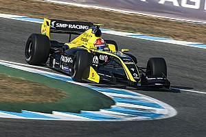 Formula 3.5 Testing report Kanamaru and Orudzhev lead on Day 1 of Jerez test