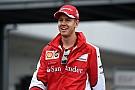 Vettel backs Ferrari's decision on engine change