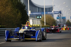Formula E Practice report Renault continues to control Beijing pace