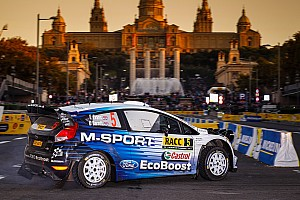 WRC Leg report Disappointment for M-Sport in Spain