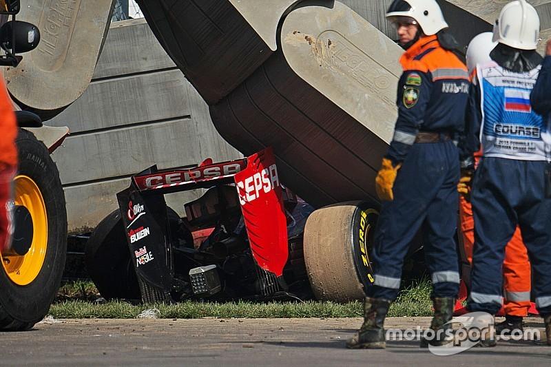 Sainz Sochi crash: FIA onthult opvallende nieuwe resultaten