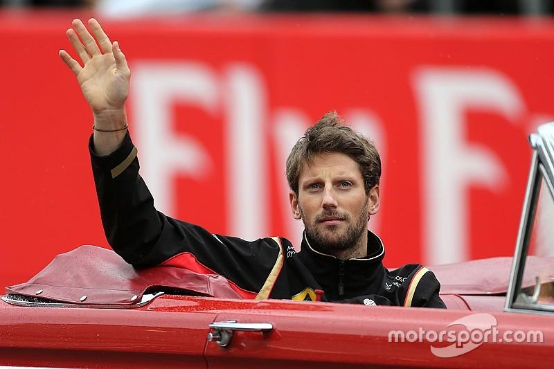 Grosjean se siente satisfecho por su paso por Lotus