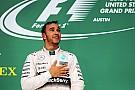 Para Hamilton, ganar al 'estilo de Senna' fue importante