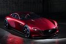 Mazda stelt flitsend RX Vision concept voor
