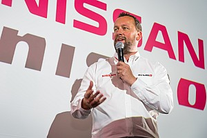 WEC Breaking news Nissan LMP1 architect Cox departs company
