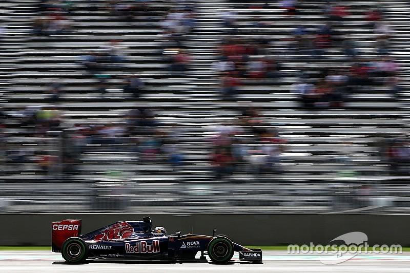 Verstappen asegura que en un instante perdió el control del coche