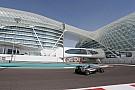 Pirelli permite a los novatos a participar en las pruebas de Abu Dhabi