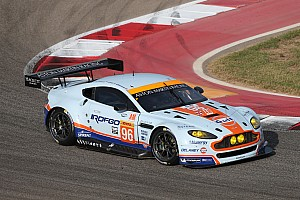 WEC Qualifying report Pole position for Aston Martin in GTE Am