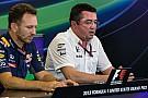 McLaren y su veto a la unión Red Bull-Honda: